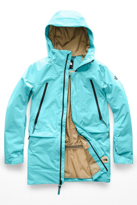 The North Face Kras Ski Jacket | Women's | NF0A3KRA | 3XT | Transantarctic Blue | Front