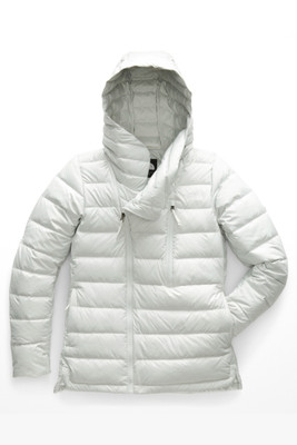 The North Face Niche Down Jacket | Women's | NF0A3KRH | 9B8 | Tin Grey | Front
