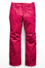 The North Face Sally Ski Pant | Women's | NF0A3339 | 657 | Cerise Pink | Front