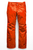 The North Face Sally Ski Pant | Women's | NF0A3339 | N4P | Valencia Orange | Front