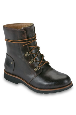 The North Face Ballard Lace II Boot | Women's | NF0A2T4O | NEE | Coffee Bean Brown | Caper Berry Brown | Front
