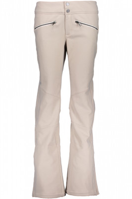 Obermeyer Ski Pant | Women's Clio Softshell | 15028 | 7013 | Cashmere | Front