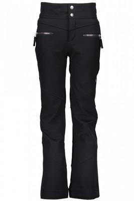 Obermeyer Ski Pant | Teen Girl's Jolie Softshell | 35009 | 6009 | Black | Front