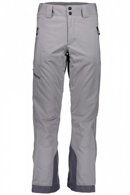 Obermeyer Ski Pant | Men's Force | 25020 | 8003 | Zinc Grey | Front