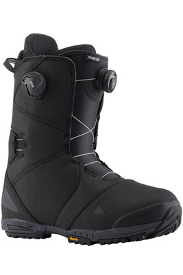 Burton Snowboard Boot | Men's Photon Boa® | 150861 | 001 | Black | Front