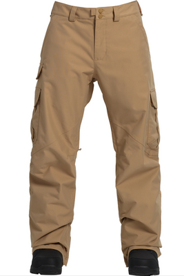 Burton Cargo Snowboard Pant | Men's | 101861 | Kelp | Front | 250