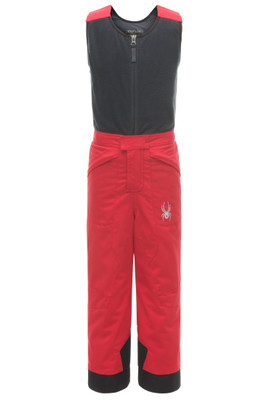 Spyder Mini Expedition Ski Pants | Boy's | 183514 | 600 | Red | Front