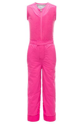 Spyder Bitsy Sparkle Ski Pants | Girl's | 184516 | 670 | Taffy Pink | Front