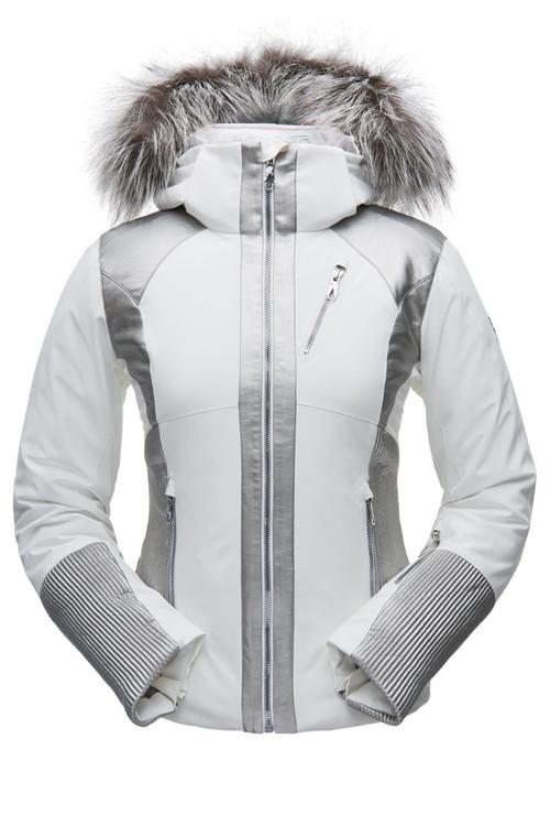a4eada6ccf Spyder Amour Real Fur Ski Jacket