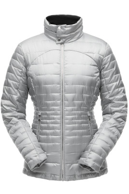 Spyder Edyn Insulated Jacket | Women's | 182402 | 57 | Alloy | Front