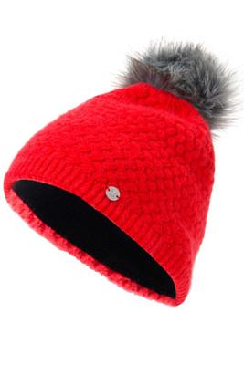 Spyder Icicle Hat | Women's | 185176 | 674 | Hibiscus