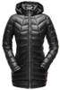 Spyder Syrround Faux Fur Down Jacket | Women's | 182391 | 001 | Black | Front