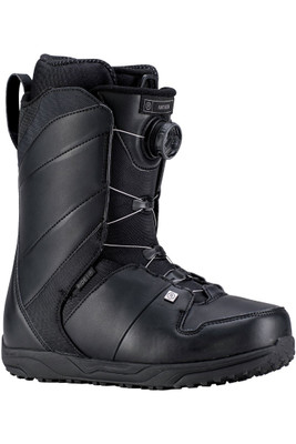 Ride Anthem Snowboard Boots | Men's | Black | Side