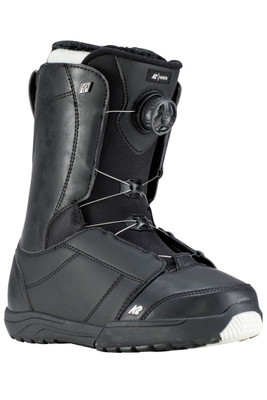 K2 Haven Snowboard Boots | Women's | HAVEN19 |Black | Front