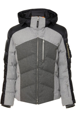 Bogner Evan-D Ski Jacket | Men's | 310519 | Black | Front