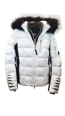 Bogner Wendy-D Down Ski Jacket | Women's | 315919 | OFF WHITE