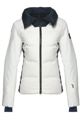 Fire & Ice Pattie-D Down Ski Jacket | Women - Off White