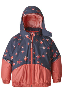Patagonia Snow Pile Jacket | Toddler's | 61115 | RUSB | Rise Up: Stone Blue | Front
