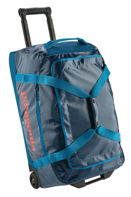 Patagonia Black Hole Wheeled Duffel | 70L | 49380 | BSRB | Big Sur Blue | Front