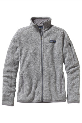 Patagonia Better Sweater Jacket | Women's | 25542 | BCW | Birch White | Front