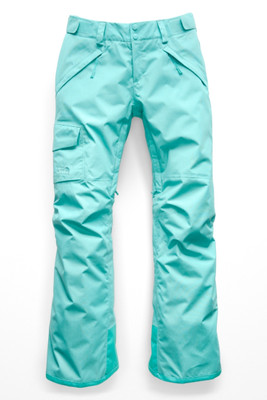 The North Face Freedom Insulated Ski Pant | Women's | NF0A3LWB | 3XT | Transantarctic Blue | Front