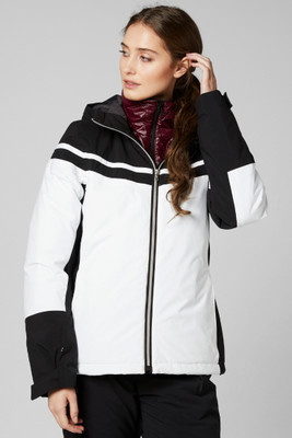 Helly Hansen Belle 2.0 Ski Jacket | Women's | 65621 | 990 | Black | Styled Front