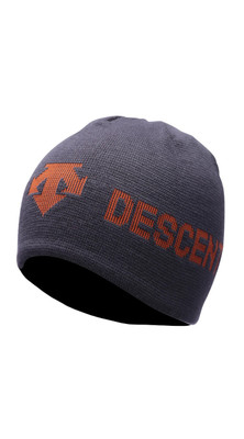 Descente Boone Hat | Men's | DWBMGC03 |  91 | Gun Metallica | Front