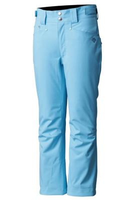Descente Selene Jr. Ski Pants | Girl's | DWJMGD05B | 62 | Cerulean Blue | Front