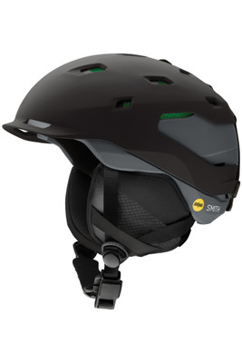 Smith Quantum MIPS Snow Helmet | Matte Black