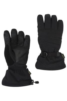 Spyder Overweb GTX Gloves | Men's | 185008 | 001 | Black
