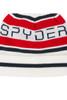 Spyder Icebox Hat   Men's   185130   100   White   Detail