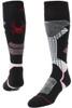 Spyder Zenith Socks   Men's   185206   001   Black