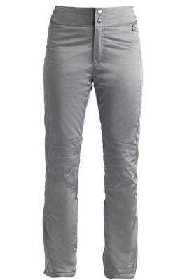 Nils New Dominique Special Edition Silver Metallic Ski Pants | 3118SP