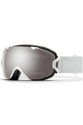 Smith I/OS Goggles + Spare Lens | IS7CP | White Vapor | Chromapop Sun Platinum Mirror
