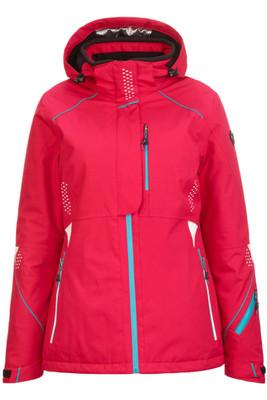 Killtec Noila Ski Jacket | Women's | 32340 | 417 | Fuchisa | Front