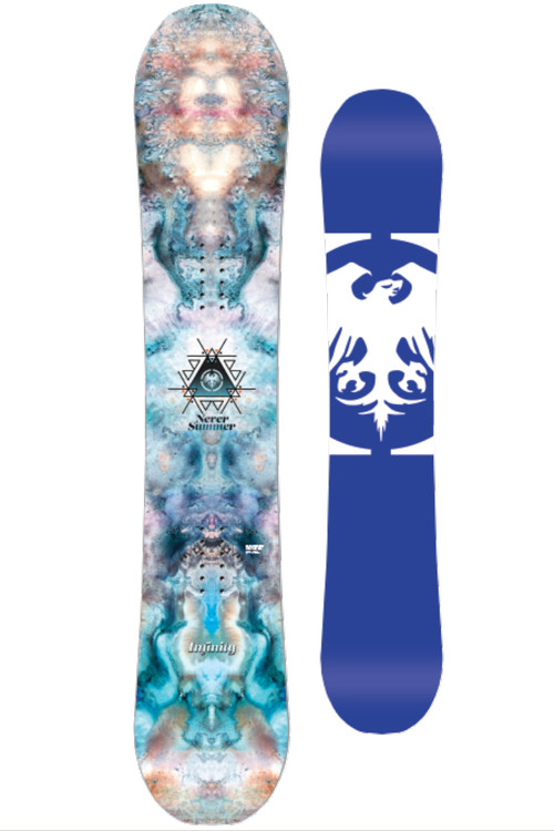 071cef23a35a Never Summer Infinity Snowboard