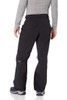 Under Armour Boundless Snow Pants | 1315985 | 001 | Black/ Charcoal | Back