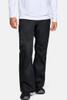 UA Navigate Ski Pants | Men's | 1315986 | 001 | Black/ Charcoal | Front Styled