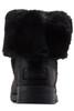 Sorel Emelie Foldover Boot | Women's | 1809031 | Black | Folded Back
