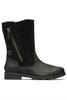 Sorel Emelie Foldover Boot | Women's | 1809031 | Black | Side