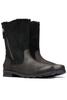 Sorel Emelie Foldover Boot | Women's | 1809031 | Black | Side Pair