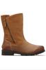 Sorel Emelie Foldover Boot | Women's | 1809031 | Camel Brown | Side