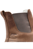 Sorel Cheyanne II Chelsea Boot | Men's | 1750251 | Umber | Buffalo | Top Detail