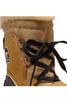 Sorel Tivoli III Boot | Women's | 1749361 | Curry | Black | Lace Detail