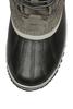 Sorel Slimpack II Lace Boot | Women's | 1702251 | Quarry | Black | Toe