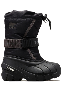 Sorel Flurry Boot | Little Kids | 1638082 | Black | Side