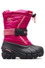 Sorel Flurry Boot | Big Kids | 1638081 | Deep Blush | Side