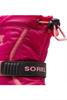 Sorel Flurry Boot | Big Kids | 1638081 | Deep Blush | Top Detail