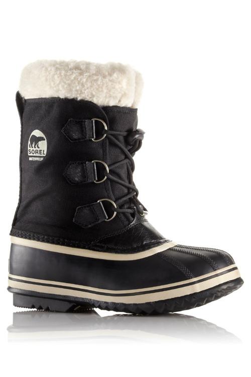 Sorel Yoot Pac Nylon Boot | Little Kids | 1638022 | Black | Side