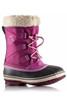 Sorel Yoot Pac Nylon Boot | Big Kids | 1638021 | Very Berry | Side